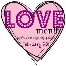 Love Month on Fluttering Butterflies