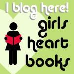Girls heart books