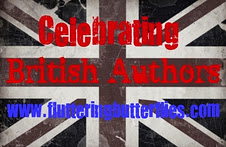 Fluttering Butterflies British authors month